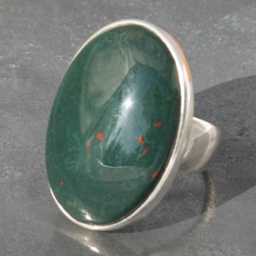 Bloodstone Ring 1