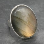 Labradorite Ring 1