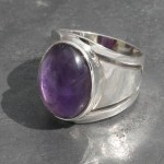 Amethyst jj Ring