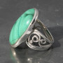 Malachite wb ring 1b