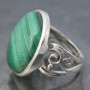 Malachite wb ring 2b