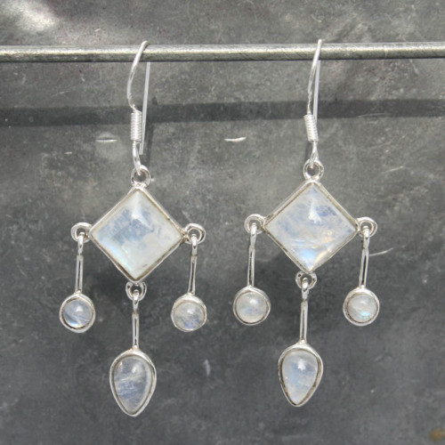 Moonstone Joomer Earring