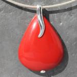 iloop TD Red Jasper Pendant
