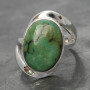 turquoise Twist ring