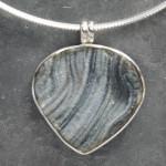Desert Druzy pendant