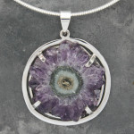 Amethyst flower/amethyst eye from Uruguay