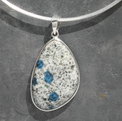 K2 stone pendant 1