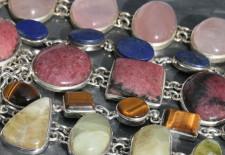 Bracelets Stone Type