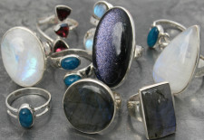 Rings Stone Type