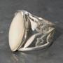 Ethopian Opal Filgiri Ring. side
