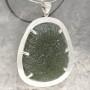 Large Moldavite Pendant 2