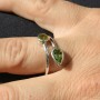 Peridot Wire Ring 1