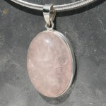 Rose Quartz Pendant