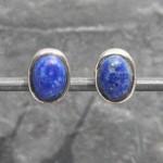 Lapis Lazuli Studs