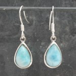 Larimar TD Earrings