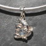 Moonstone Ganesha Pendant
