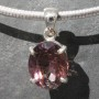 Amethyst Faceted Pendant
