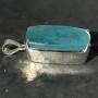 67.5 carat Aquamarine rectangle pendant
