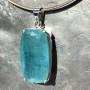 67.5 carat Aquamarine rectangle pendant5