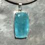 67.5 carat Aquamarine rectangle pendant8