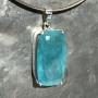 67.5 carat Aquamarine rectangle pendant9