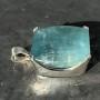 80.05 carat Aquamarine Square pendant 1