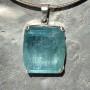 80.05 carat Aquamarine Square pendant 2