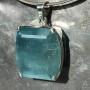 80.05 carat Aquamarine Square pendant 7