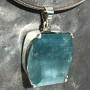 80.05 carat Aquamarine Square pendant 8
