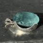 99.60 carat Aquamarine oval pendant 1