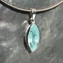 Aquamarine Marquise Faceted Pendant 13.6 carat6