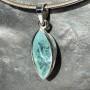 Aquamarine Marquise Faceted Pendant 13.6 carat7