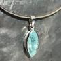 Aquamarine Marquise Faceted Pendant 13.6 carat8
