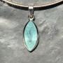 Aquamarine Marquise Faceted Pendant 13.6 carat9