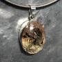 Morgonite:heliodor beryl pendant9