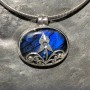 vivid blue labradorite filigree designer pendant3