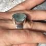 aquamarine oval ring2