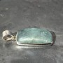 aquamarine pendant rectangle