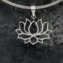 Full Bloom Lotus Pendant 2