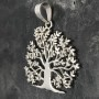 Full Bloom Tree Of Life Pendant side