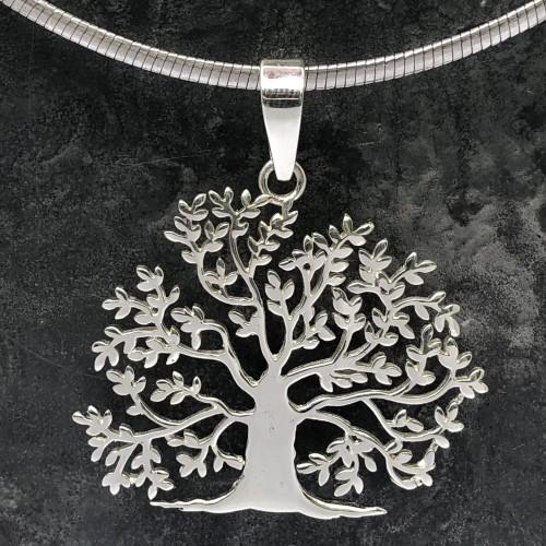 Full Bloom Tree Of Life Pendant3